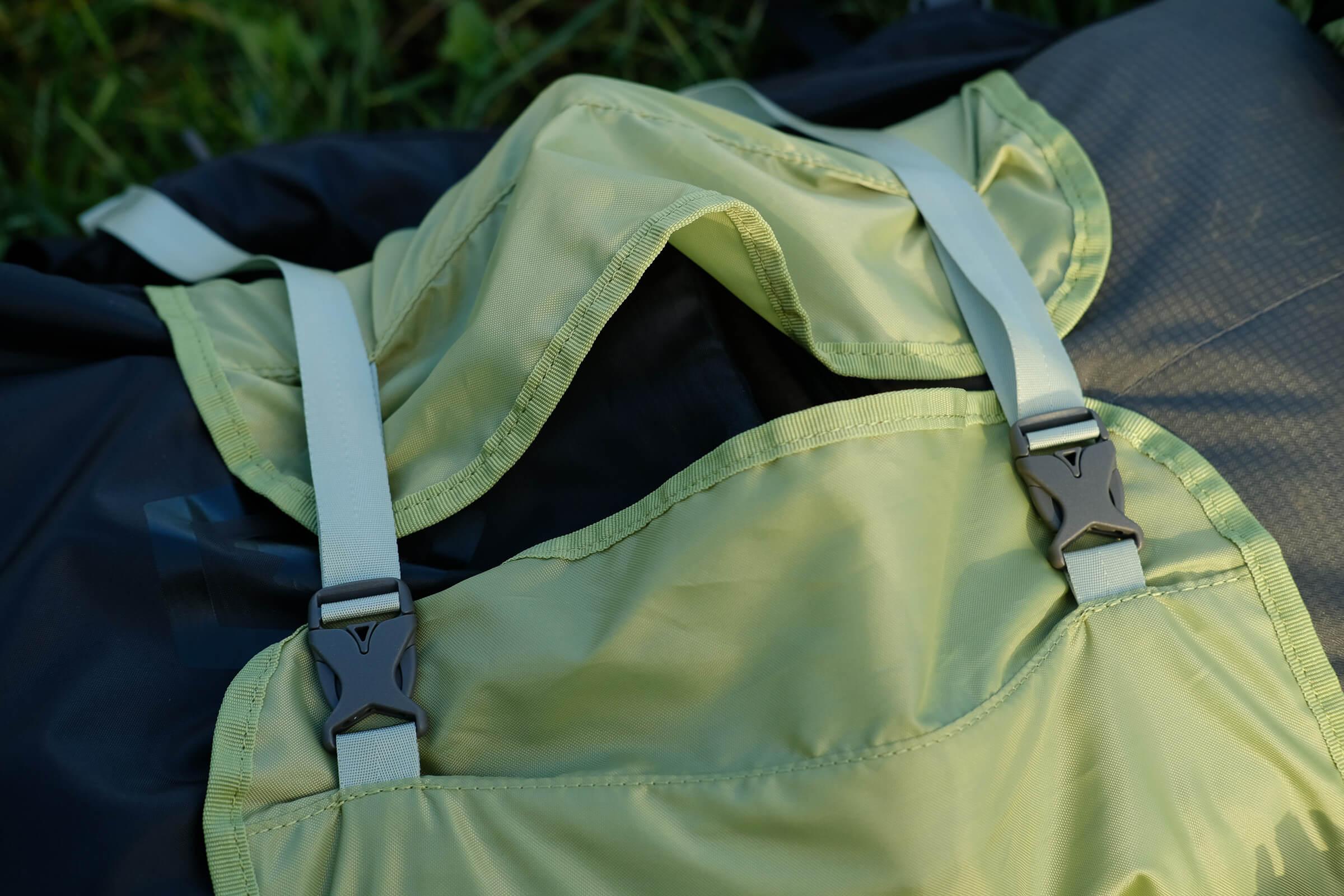 osprey farpoint trek 75 capacity