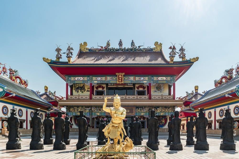 Explore China at Anek Kusala Sala