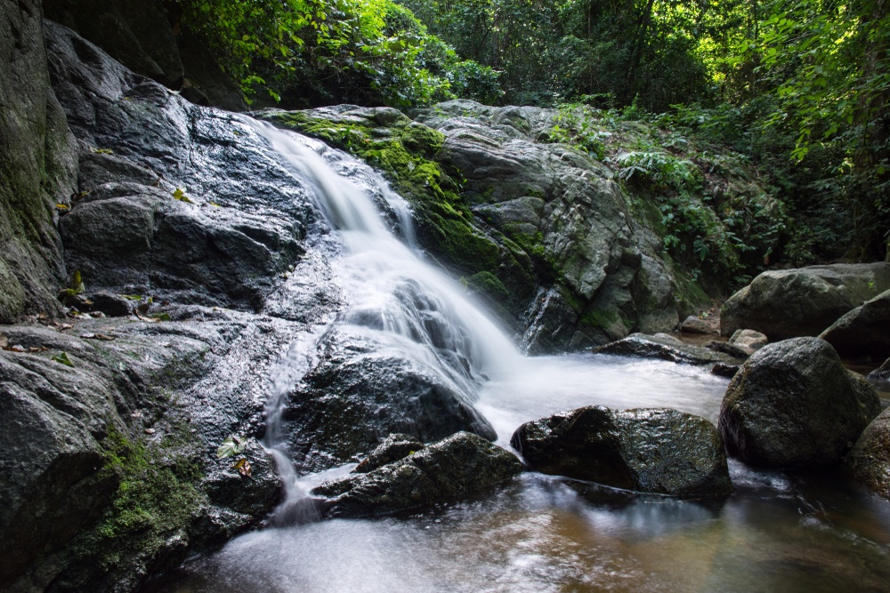 Nam Tok Chan Ta Then Waterfall
