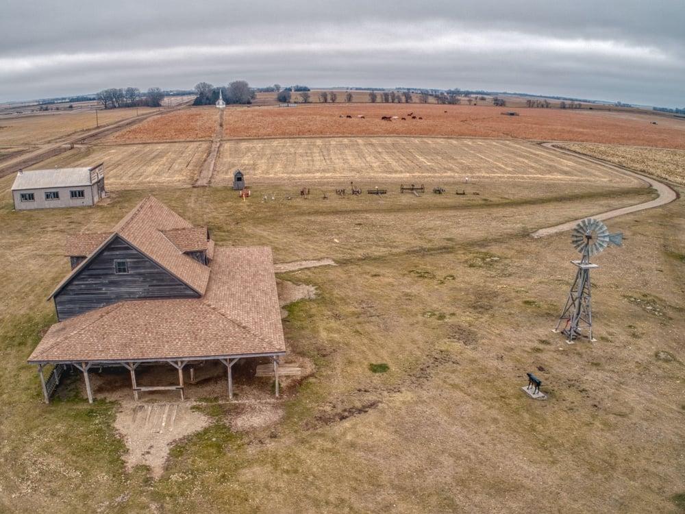 Explore the Prairie at Ingalls Homestead
