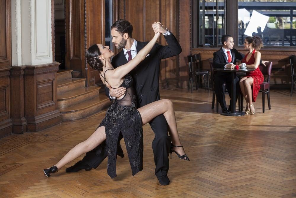 take a tango lesson
