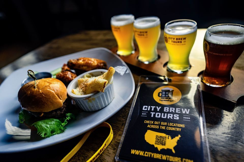Sample the city's breweries