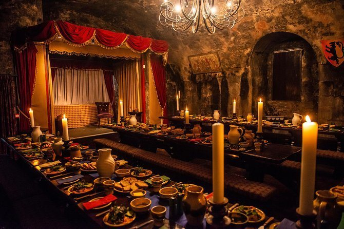 Attend a banquet at Dunguaire Castle