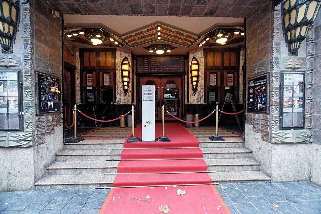 Art Deco Cinema