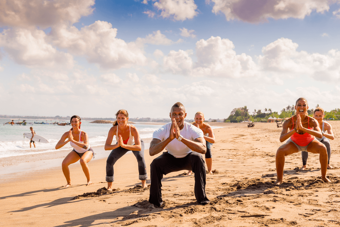 7 Days Luxury Women's Fitness and Yoga Holiday