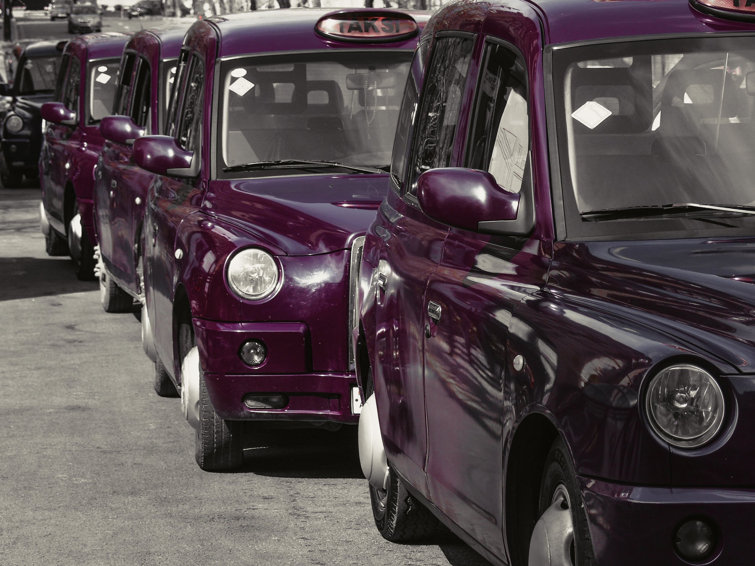 Are taxis safe in Azerbaijan