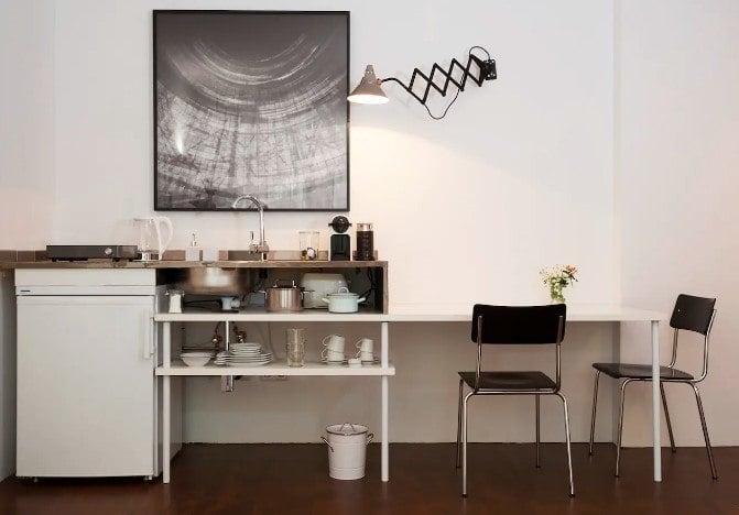 Artist Studio in Central Munich, Munich