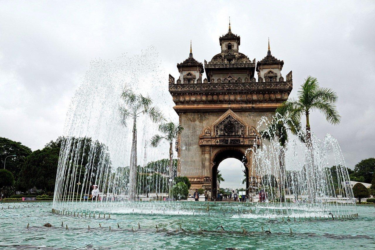 Ban Anou Vientiane