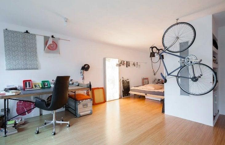 Central and Quiet Studio Apartment, Munich