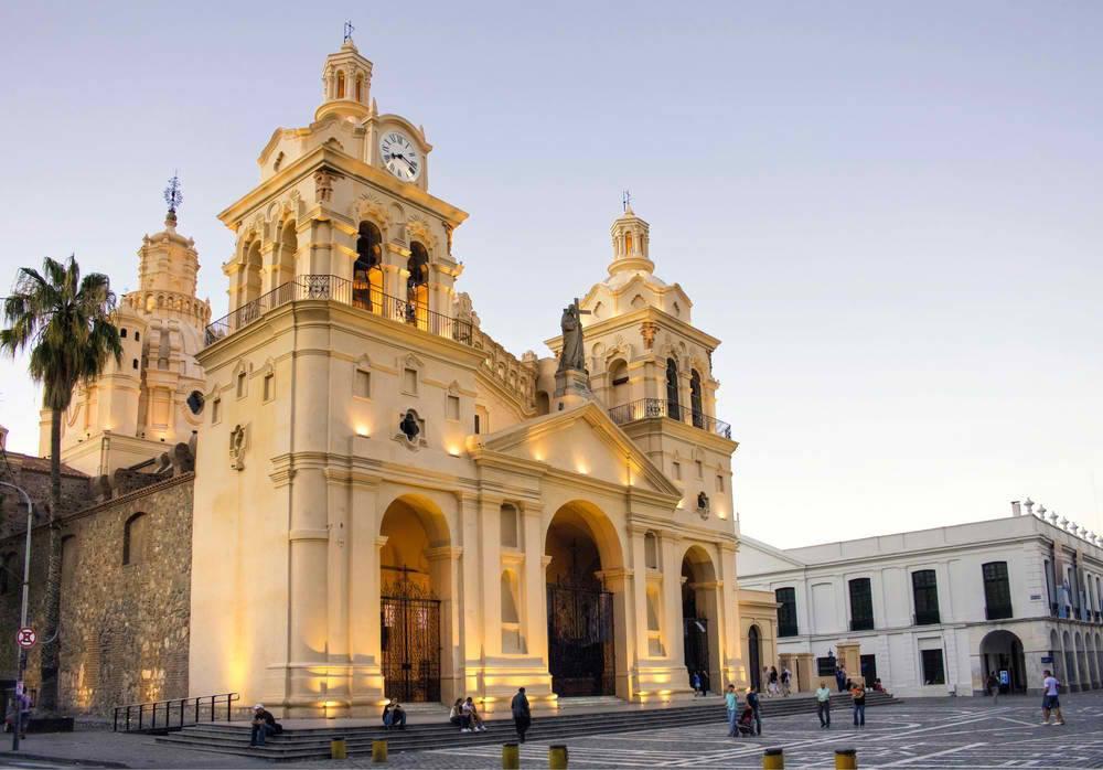 City Center Cordoba Argentina