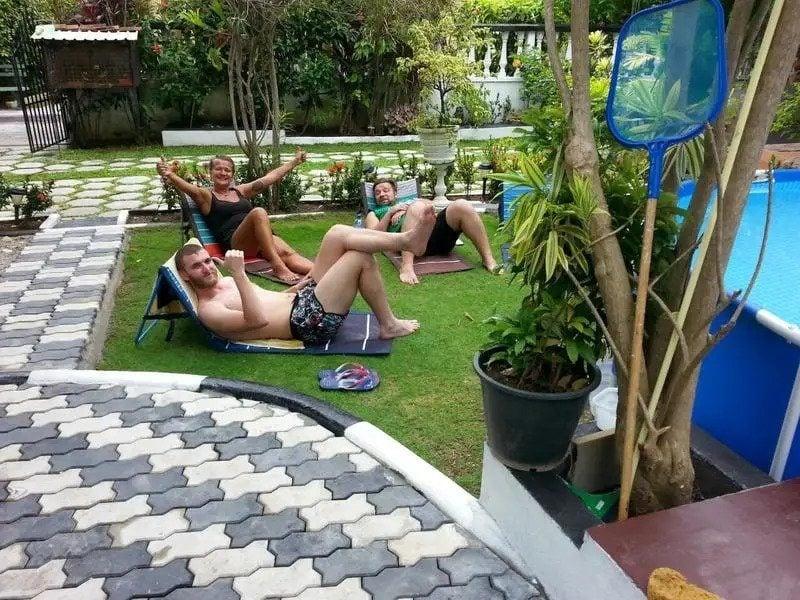 Colombo Lavinia Beach Hostel best hostels in Colombo