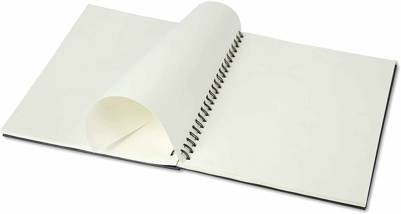 Conda Hardcover Spiral Sketchpad