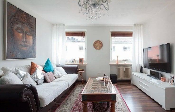 Cool trendy Glockenbach apartment, Munich