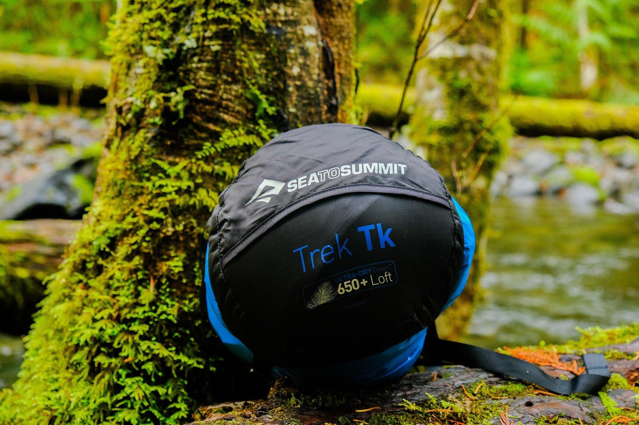 Sea to Summit sleeping bag review
