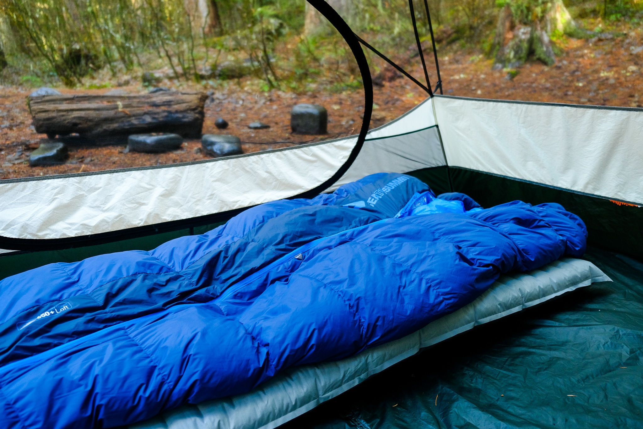 Sea to Summit sleeping bag review