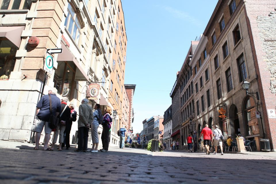 Discover Old Montreal