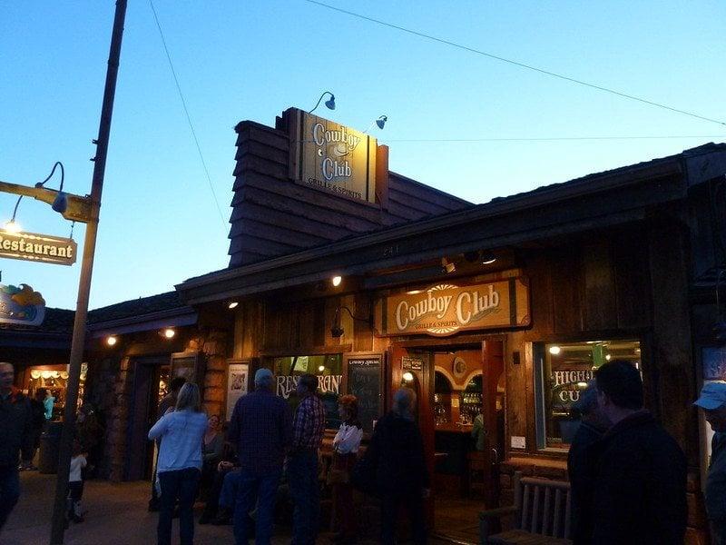 Eat and Drink at Cowboy Club