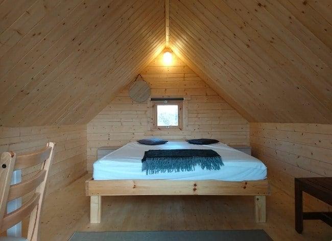 Fossatún Camping Pods, Iceland