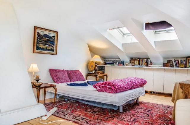 Gamla Stan Penthouse Loft