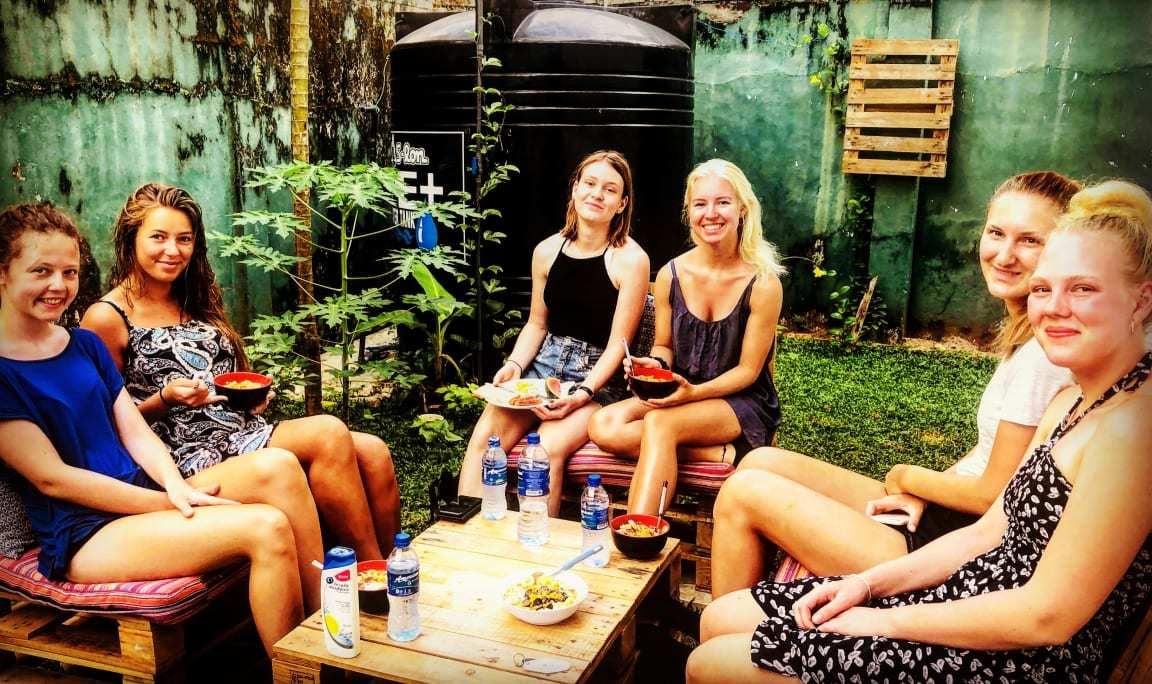 Groove House Hostels best hostels in Colombo