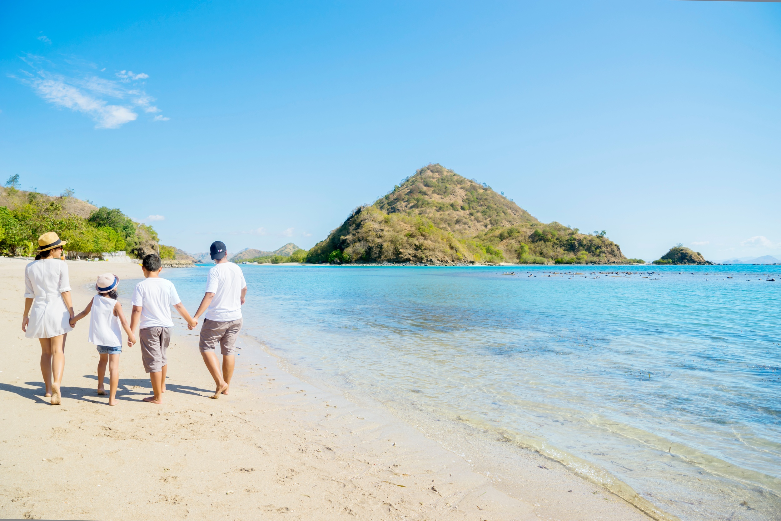 Is Indonesia safe to travel for families
