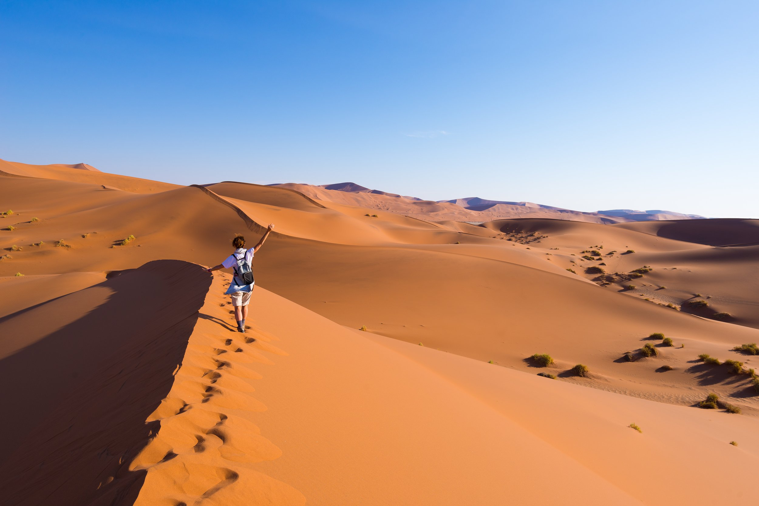 Is Namibia safe for solo female travellers