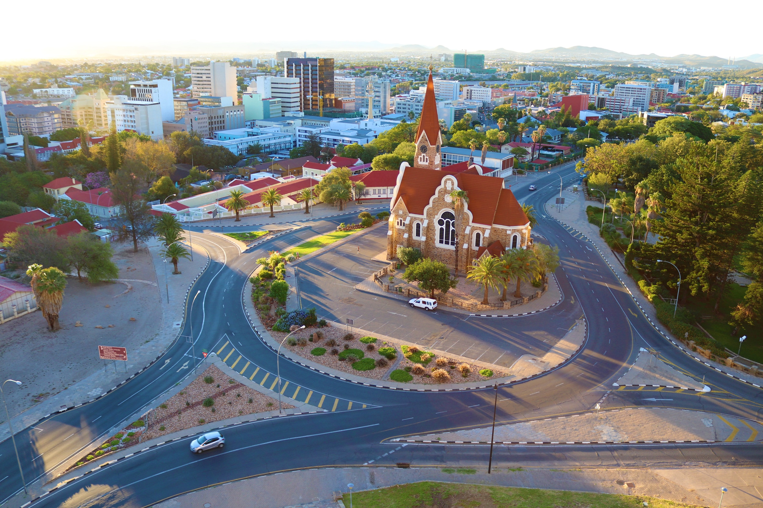 Is Namibia safe to live