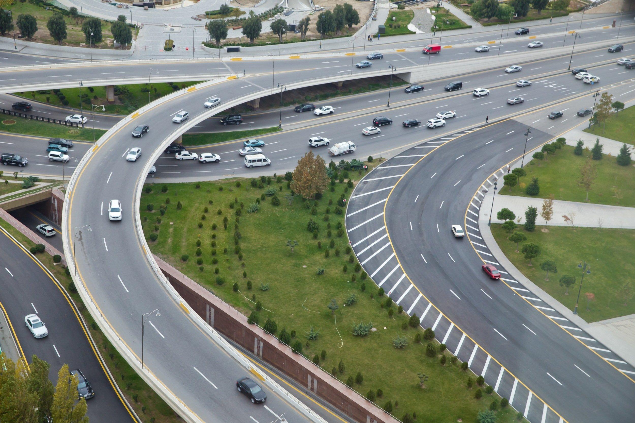 Is it safe to drive in Azerbaijan