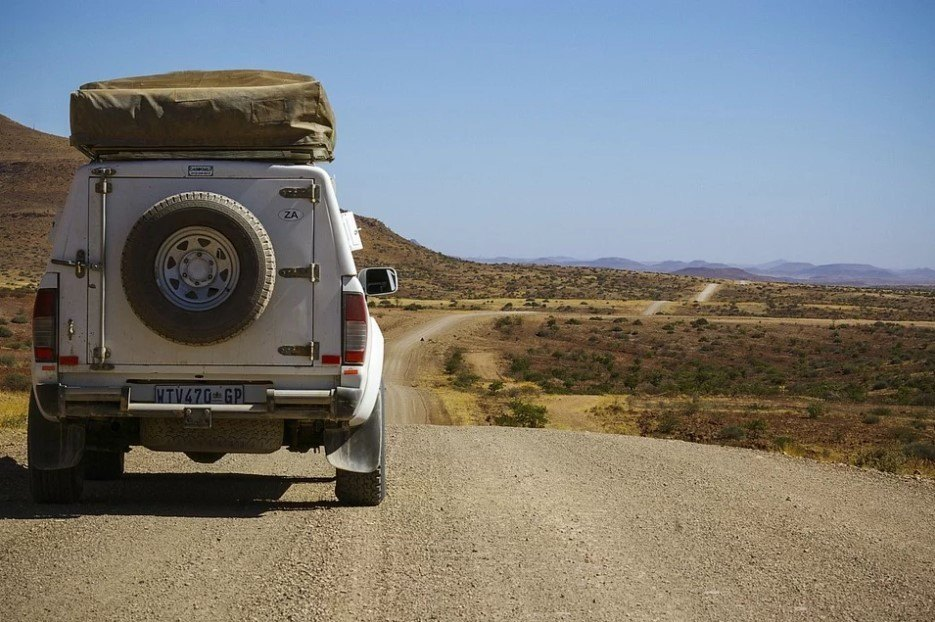 Is it safe to drive in Namibia