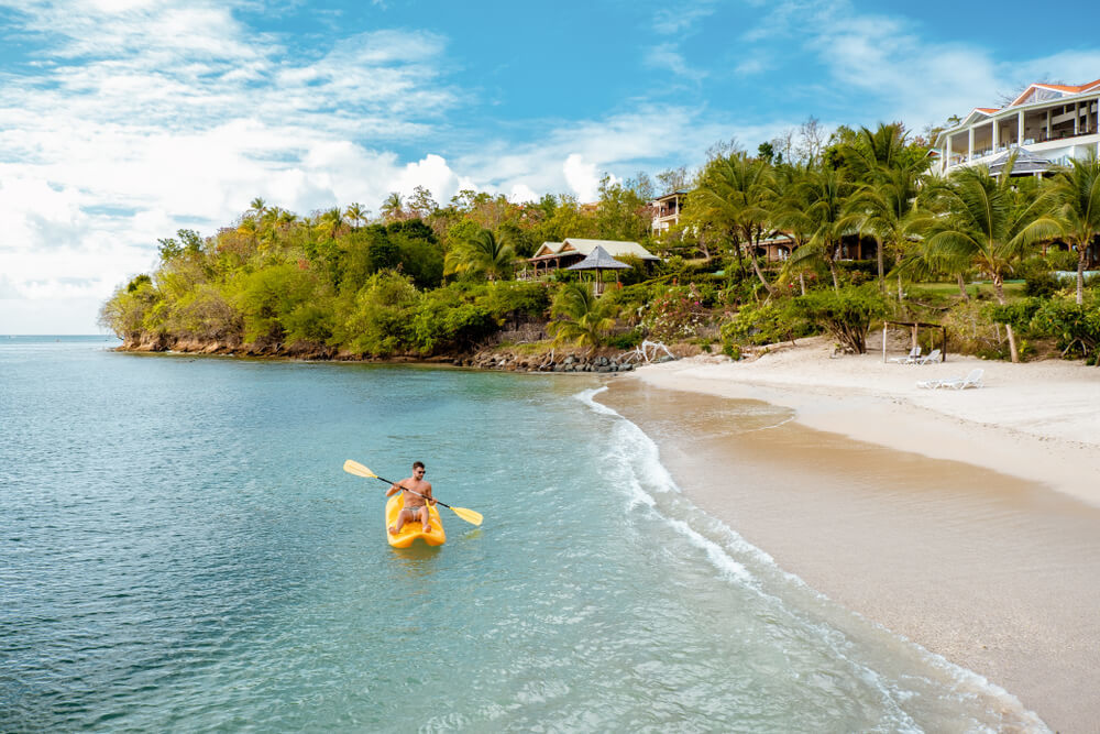 Is st Lucia safe to travel alone
