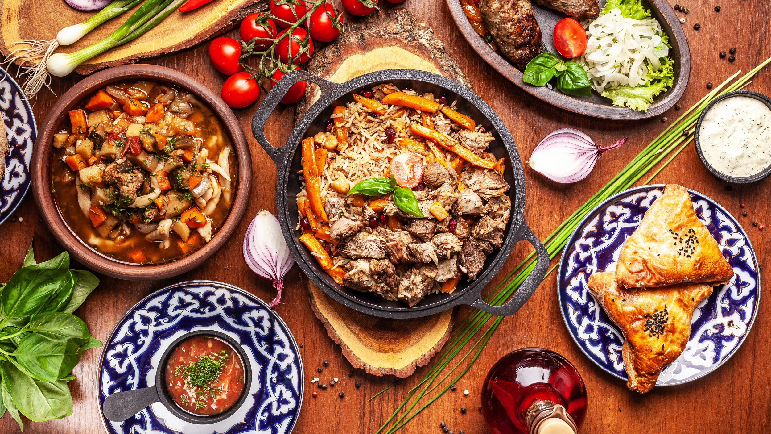 Is the food in Azerbaijan safe