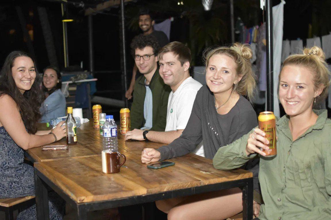 Jays Bunks Kandy Hostel best hostels in Kandy