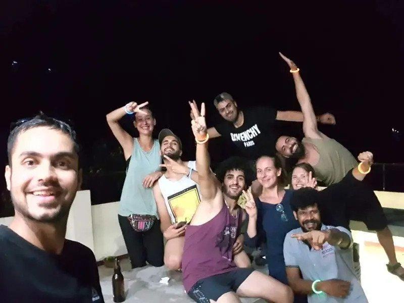 Kandy Back Packers Hostel best hostels in Kandy