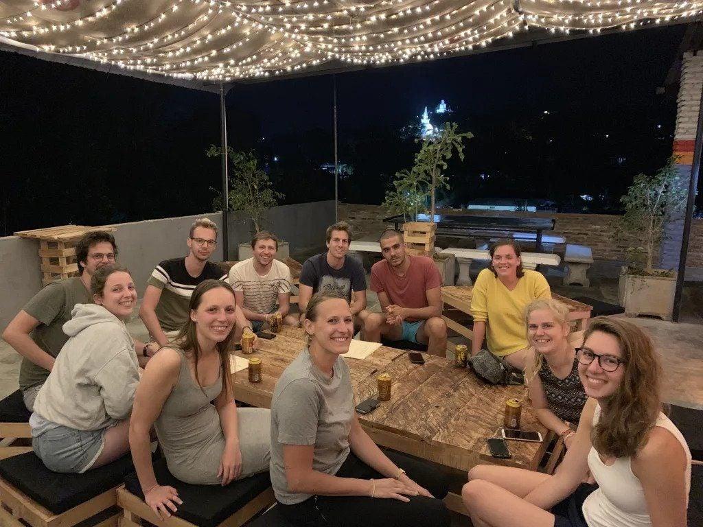 Kandy City View Hostel best hostels in Kandy