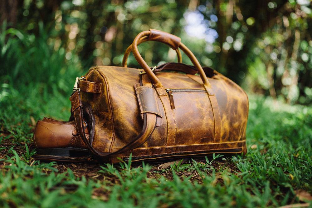Kodiak Leather Denali 45L