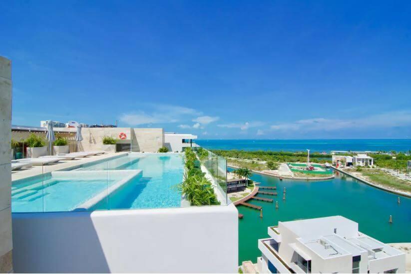 Luxury Puerto Cancun Condo