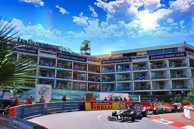 F1 Circuit in Monaco