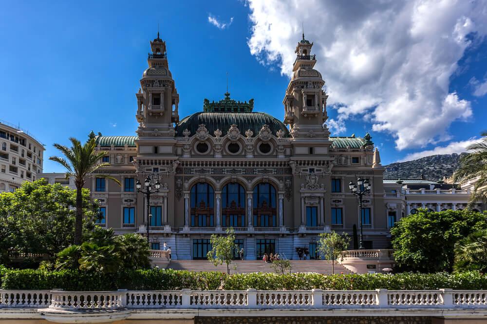 Grand Theatre du Monte Carlo