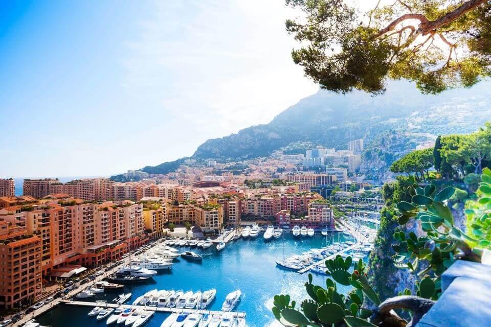 Market Condamine, Monaco