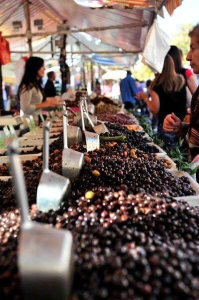 Ventimiglia Market, Monaco