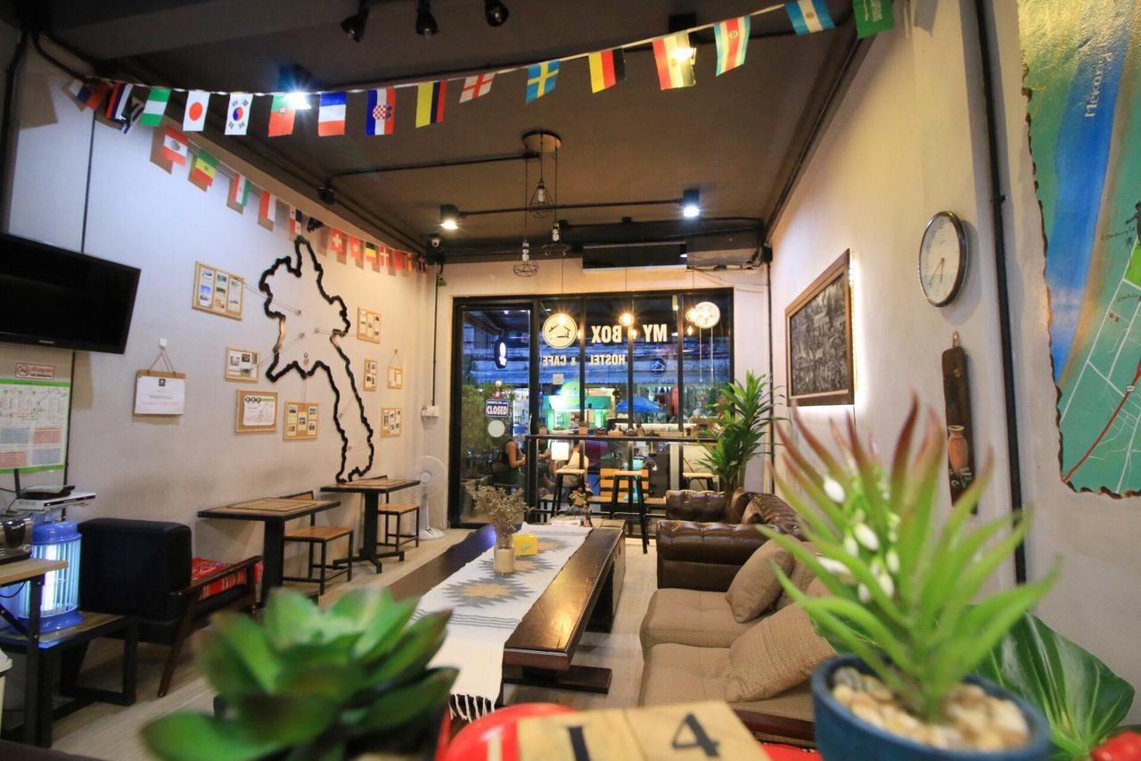 My Box Hostel and Cafe best hostels in Vientiane