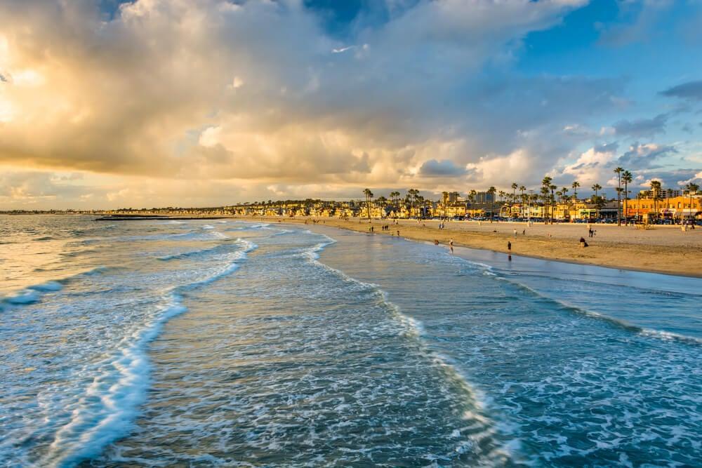 Newport beach irvine