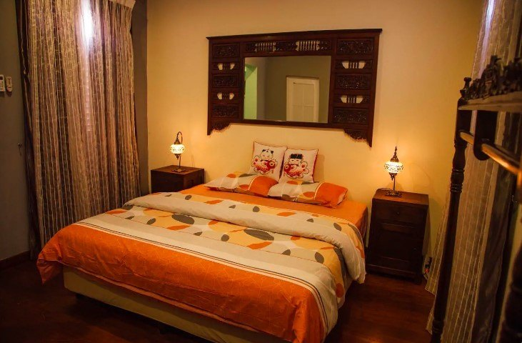 Oriental Double with Private Bath, Penang