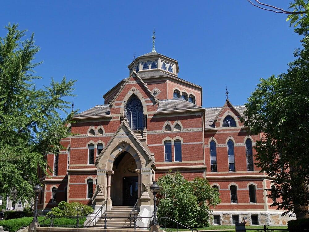 Brown University, Providence