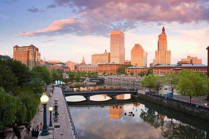 City Waterways in Providence