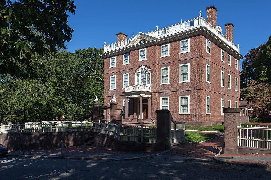 John Brown House, Providence