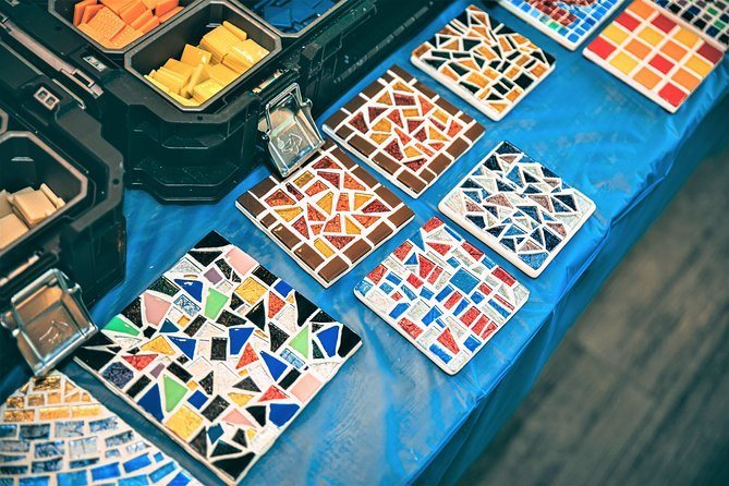 Make A Mosaic in Providence