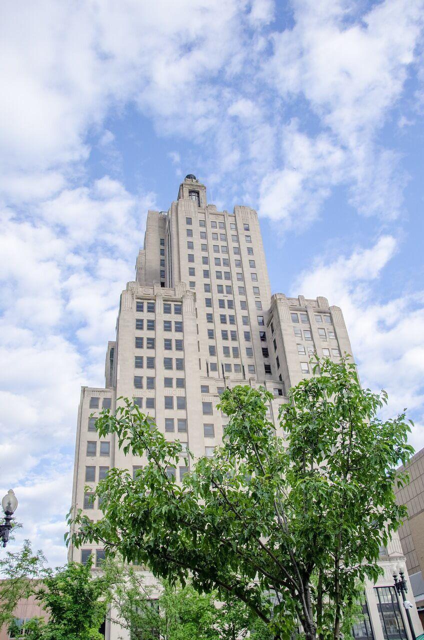 """Superman Building"" in Providence"