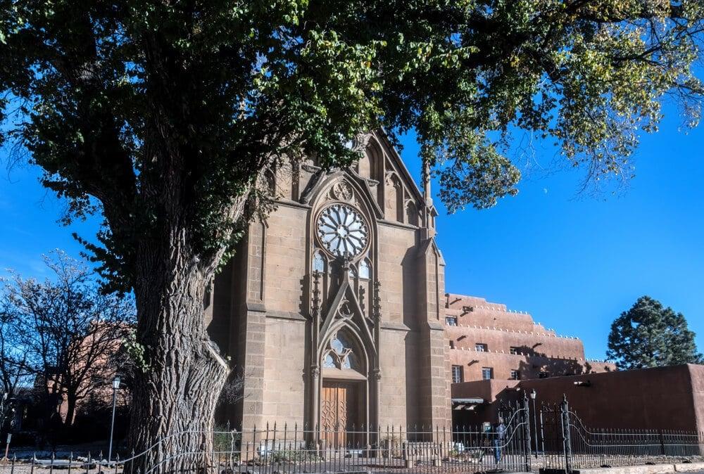 Santa Fe Famous Loretto Chapel