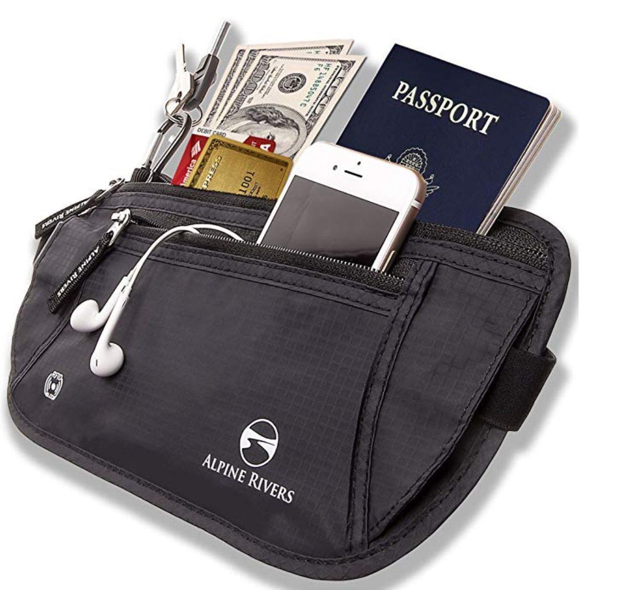 best money belts for travel